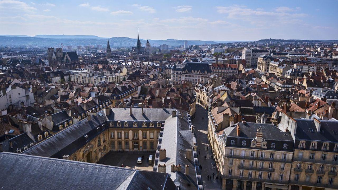La situation géographique centrale de Dijon entre certaines des plus grandes métropoles françaises et suisses en fait une ville à fort potentiel.