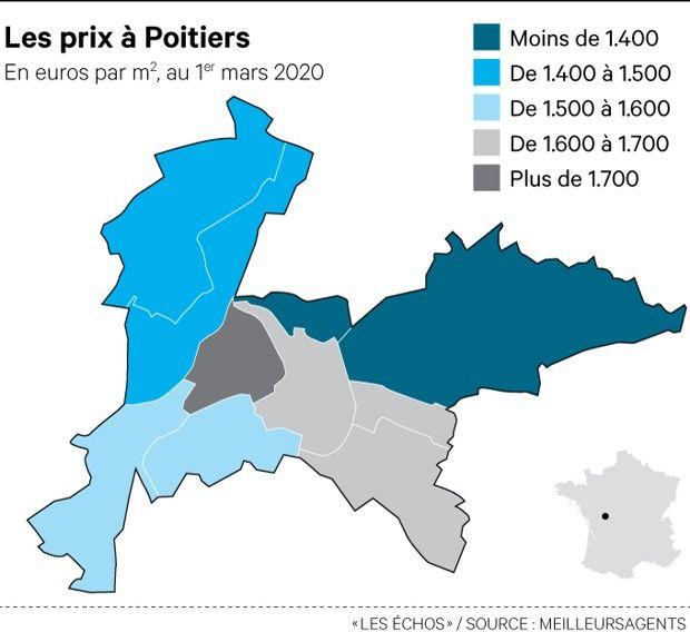 Immobilier - Immobilier : quatre villes moyennes pour investir post coronavirus