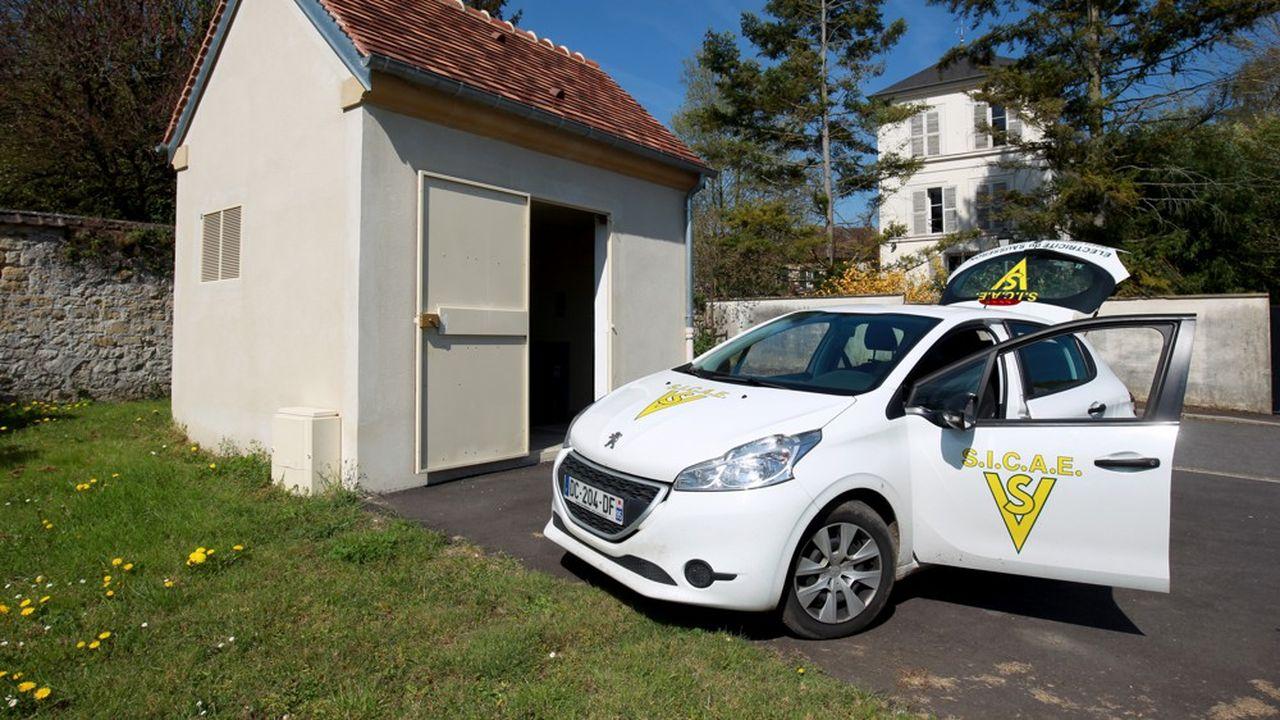 La Sicae, qui fournit l'électricité à 12 communes du Vexin, a déclenché un plan de continuité d'activité le 16 mars dernier.