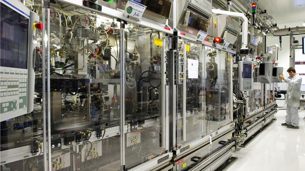 L'usine Bosch de Rodez (Aveyron), à l'arrêt depuis le début du confinement le 17mars après que les salariés ont fait valoir leur droit de retrait, devrait rouvrir ce mardi avec seulement 10% des 1.350salariés.