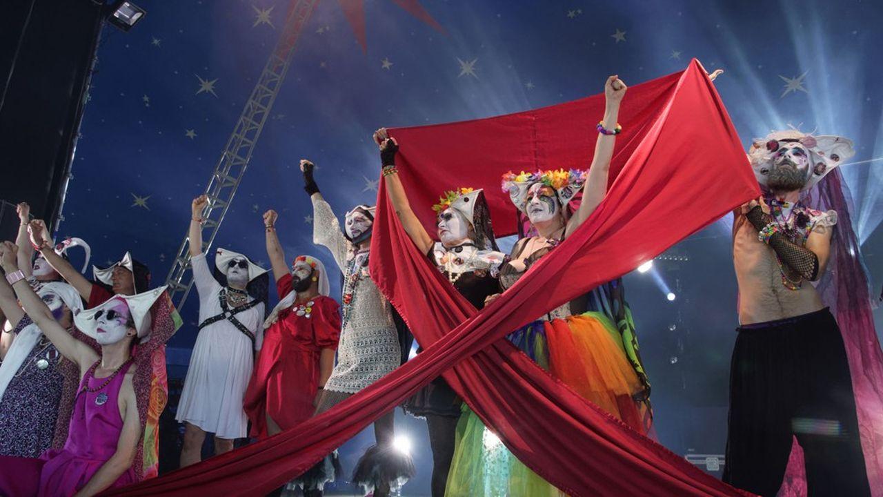 Solidays devait faire le plein, avec 230.000 festivaliers.