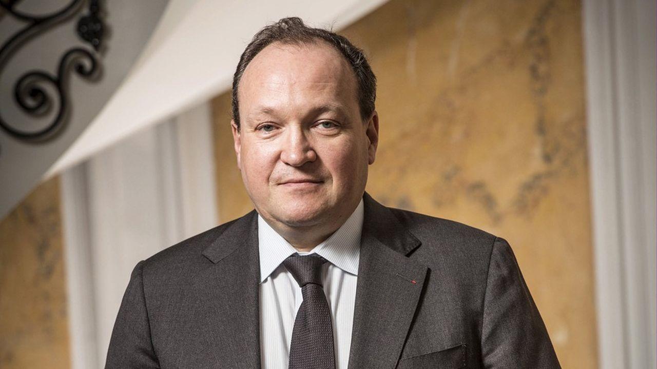 A 54 ans, Ambroise Fayolle, est vice-président de la Banque européenne d'investissement. Il occupe ce poste depuis 2015.