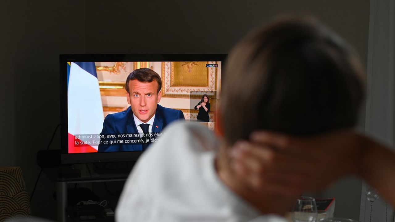 Emmanuel Macron souhaite une réouverture «progressive» des établissements scolaires à partir du 11mai.