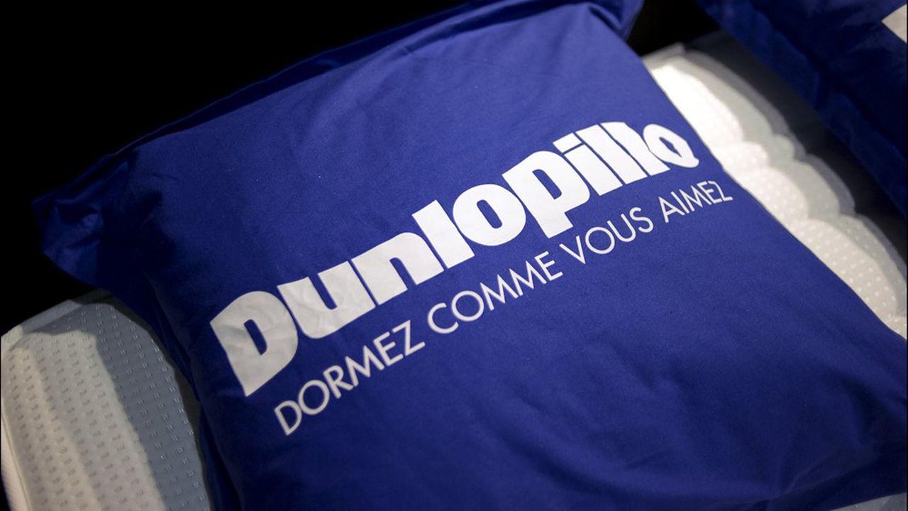 Le rachat de la marque Dunlopillo par le groupe Finaform vient d'être officiellement autorisé par le tribunal de commerce.