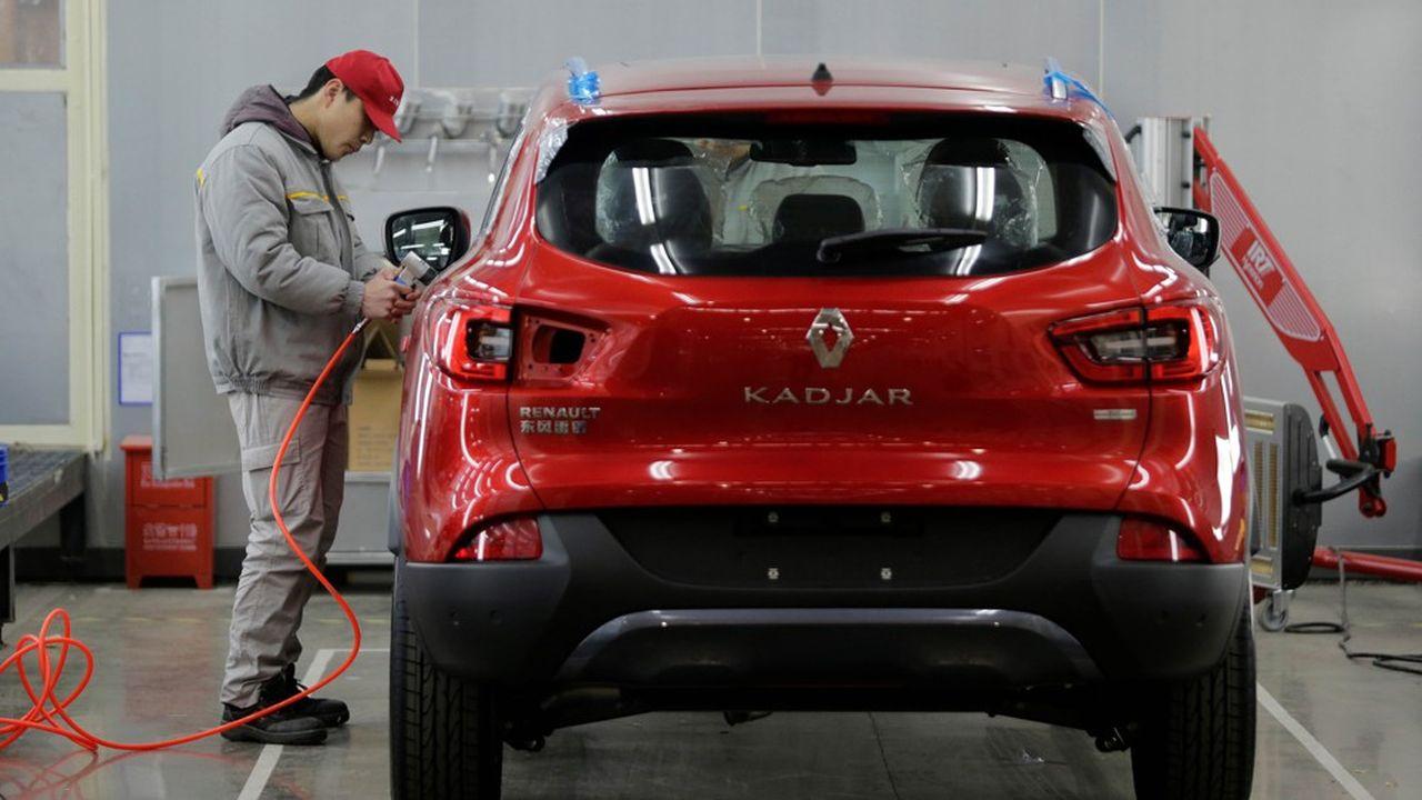 Les contre-performances de Renault en Chine remontent bien avant l'émergence de l'épidémie de coronavirus, qui a contraint l'usine de Wuhan à fermer ses portes pendant plusieurs semaines