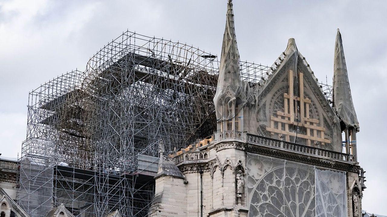 Le gros bourdon sonnera mercredi à 20H00 — Notre-Dame