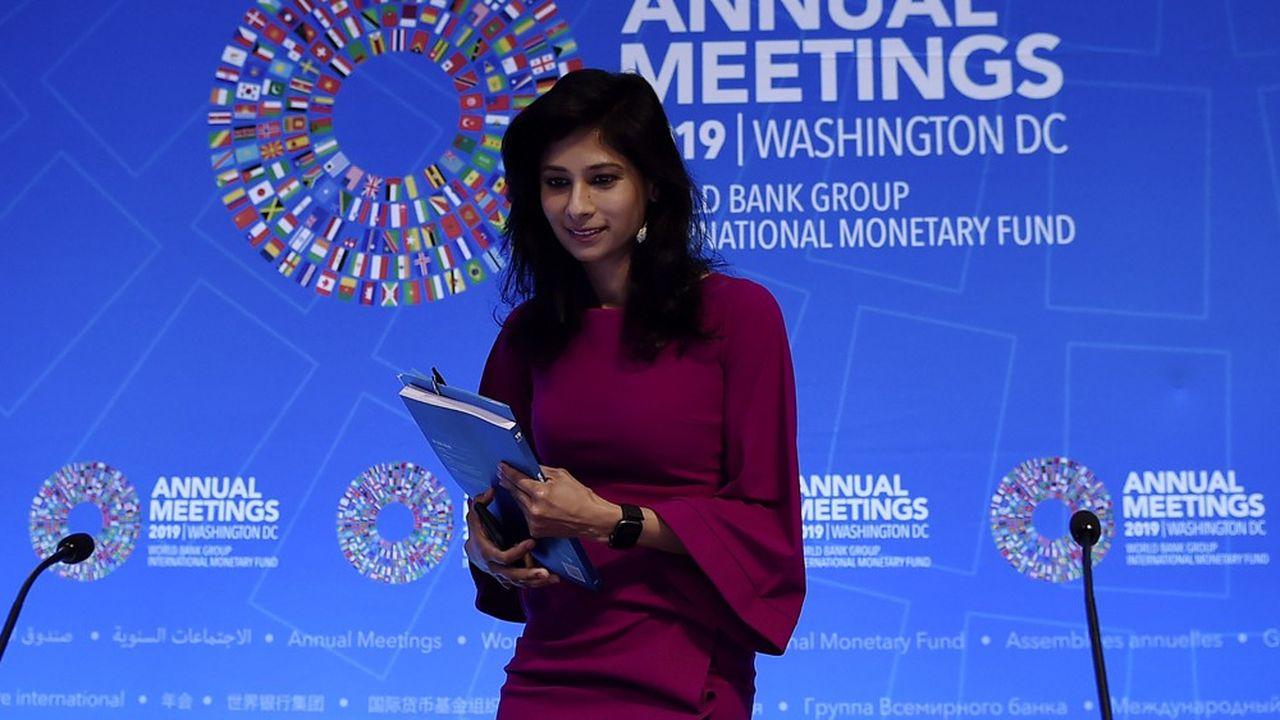 Pour l'économiste en chef du FMI, Gita Gopinath, la chute du PIB mondial pourrait atteindre 6% si la crise sanitaire du Covid-19 se prolonge durant le second semestre.