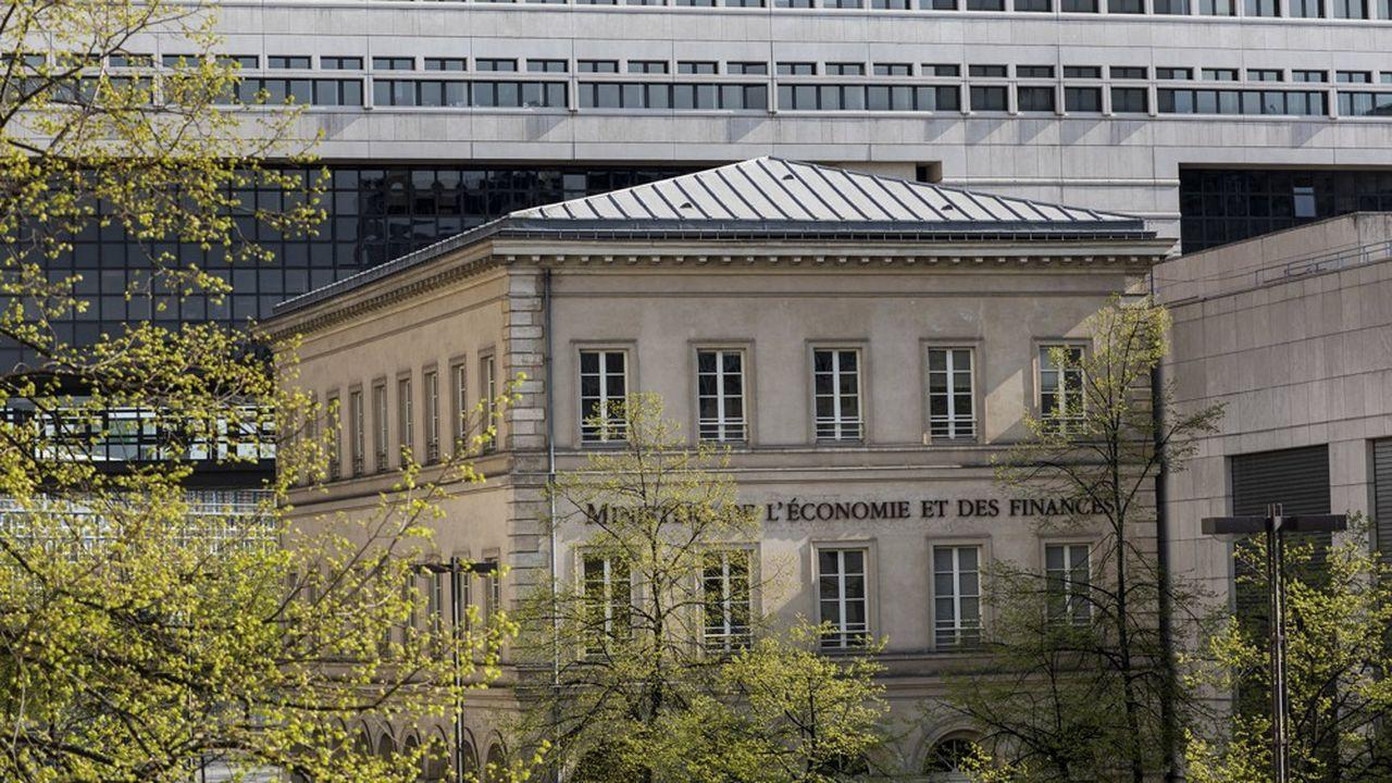 Bercy a dû revoir ses prévisions budgétaires, après l'annonce par Emmanuel Macron d'une prolongation du confinement jusqu'au 11mai.