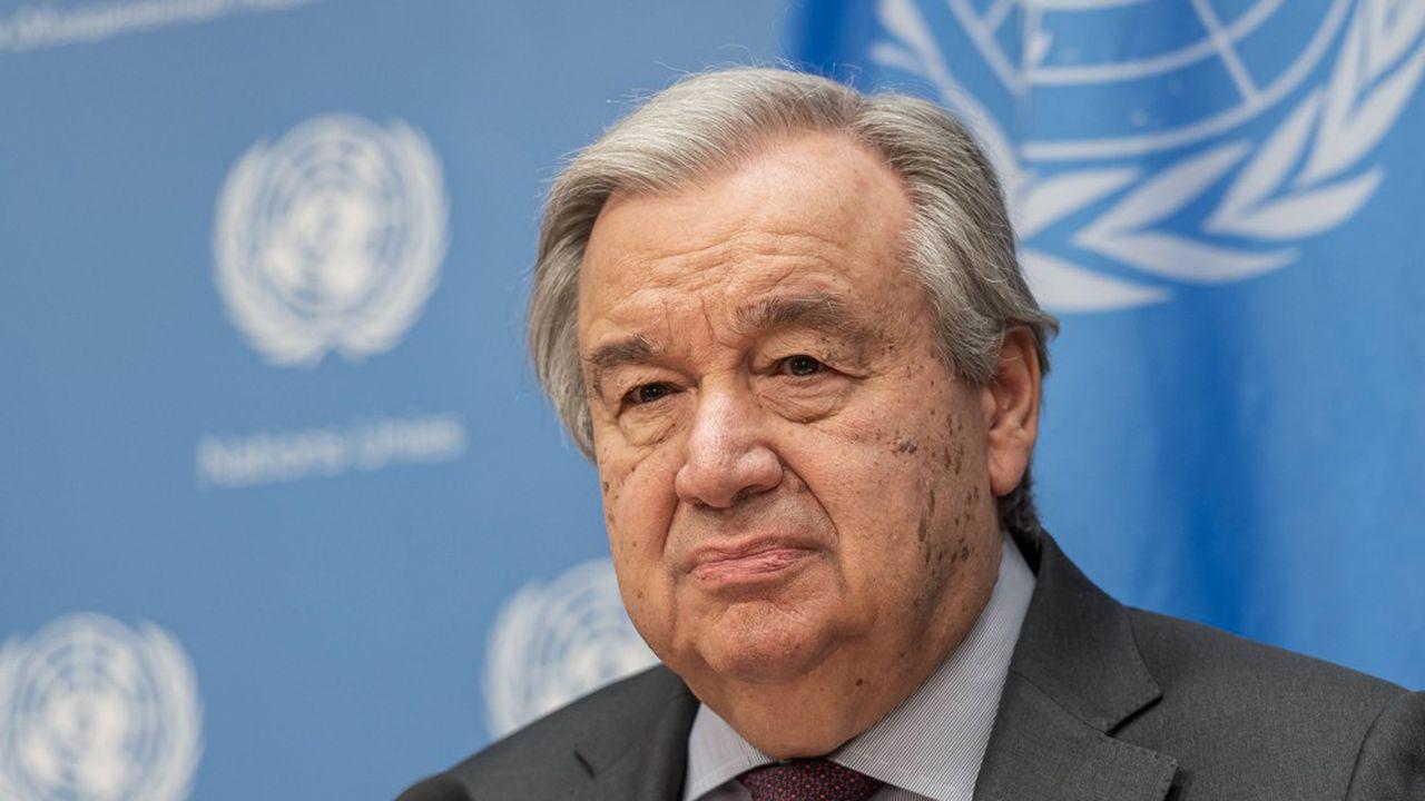 Le secrétaire général de l'ONU, Antonio Guterres, a appelé Donald Trump à reconsidérer sa position.