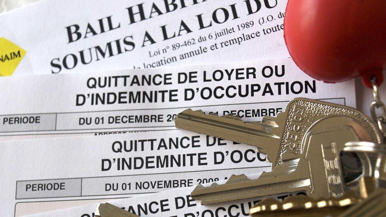 Même pendant l'état d'urgence, pour un bail non commercial, le locataire est toujours tenu de régler intégralement son loyer et à la date fixée dans le contrat de location.