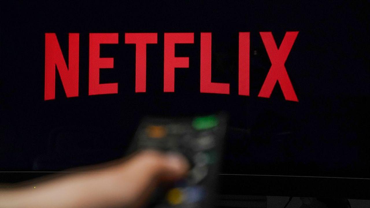 Netflix comptait 167millions d'abonnés payants au dernier pointage fin janvier