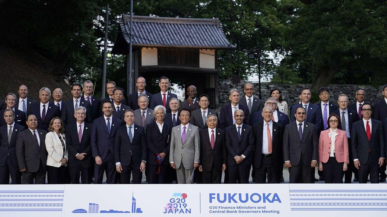 Les ministres des finances du G20 appellent les institutions multilatérales à rejoindre leur initiative sur la dette des pays pauvres.
