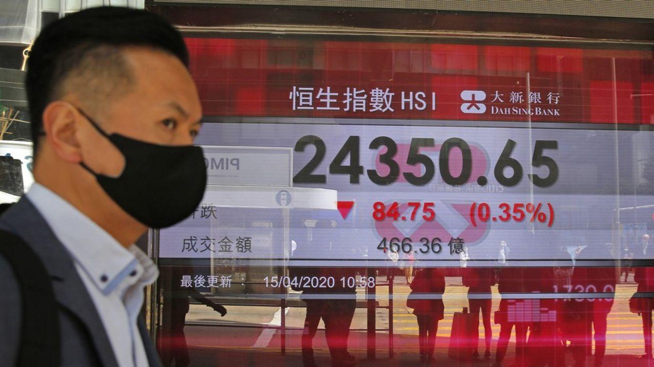 Le rebond des marchés mondiaux de ces derniers jours était en parti porté par les mesures de soutien massives prodiguées par les gouvernements ainsi que les banques centrales, qui ont réagi plus vite qu'en 2008