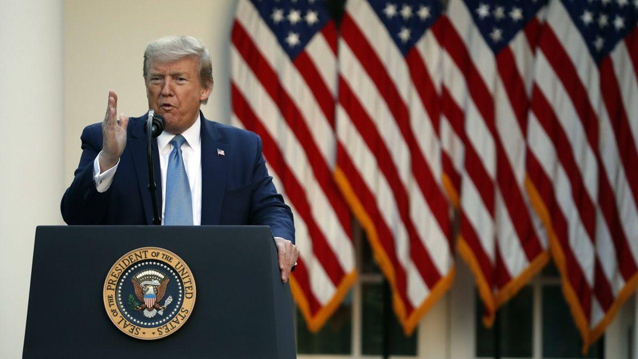 La menace de Donald Trump concerne la Chambre des représentants, contrôlée par les démocrates, et le Sénat, aux mains des républicains, certaines nominations ayant suscité des réserves au sein même de la majorité présidentielle.
