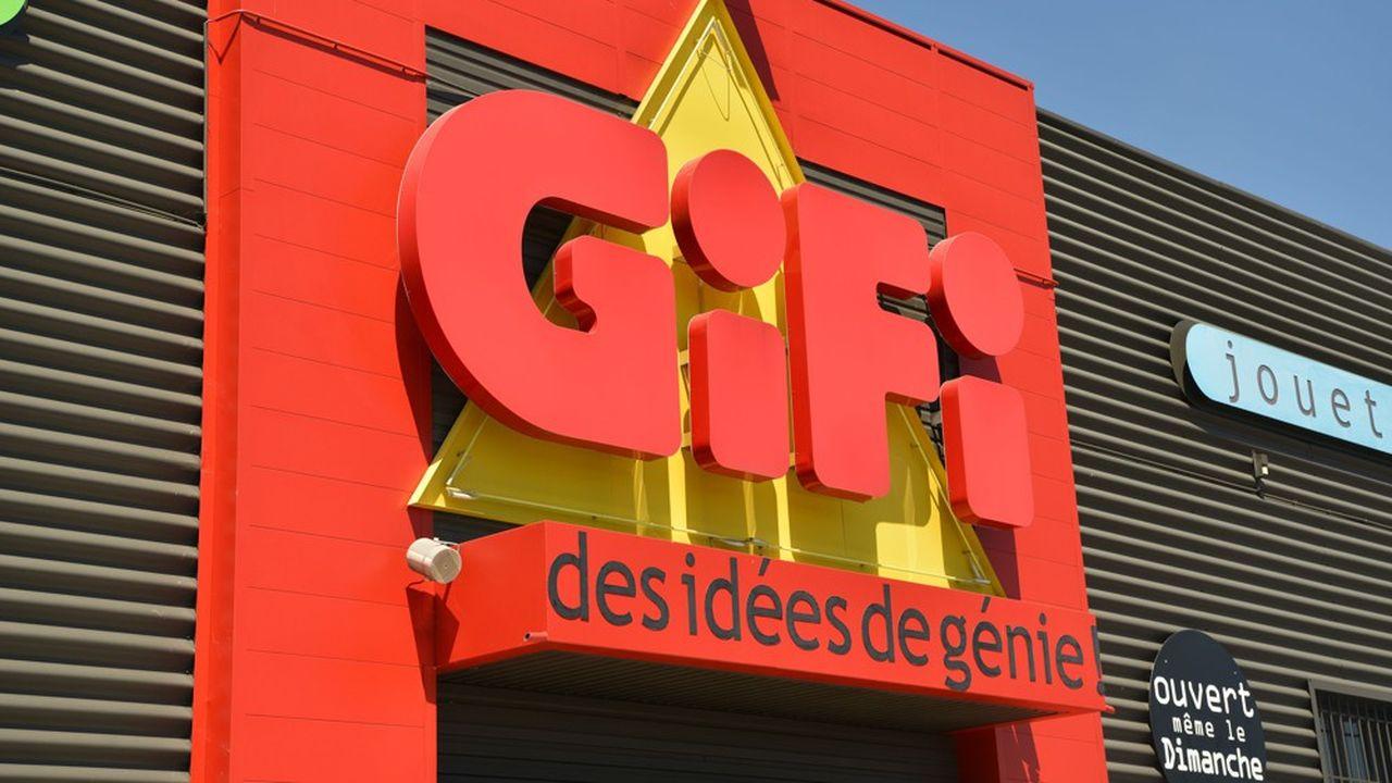 L'enseigne a été créée en 1981 par Philippe Ginestet.