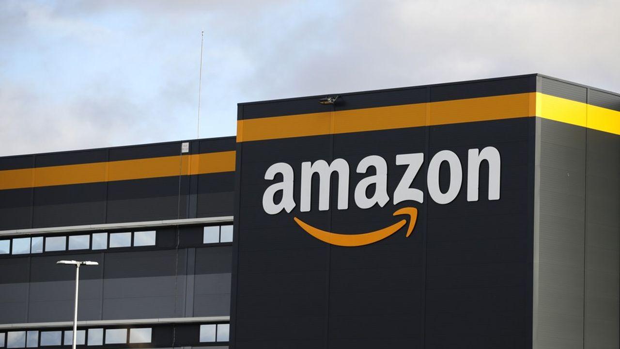 Amazon a décidé de fermer temporairement ses centres logistiques français.