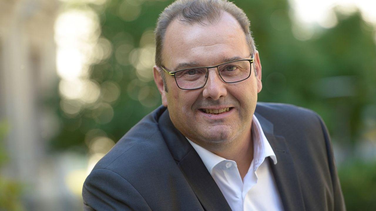 Philippe Valentin, président de la CCI Lyon Métropole Saint-Etienne Roanne.