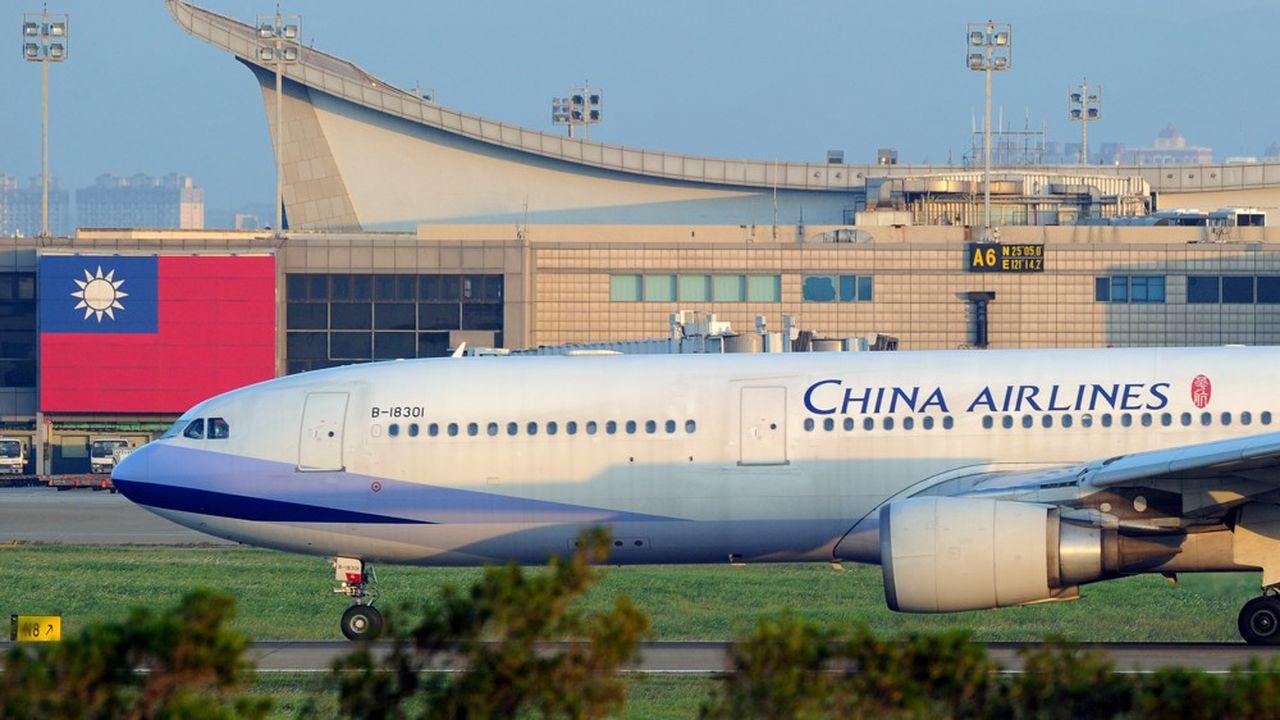 Depuis le début de la pandémie, les appareils de la compagnie taïwanaise ont été régulièrement utilisés pour envoyer à l'étranger du matériel médical et de masques
