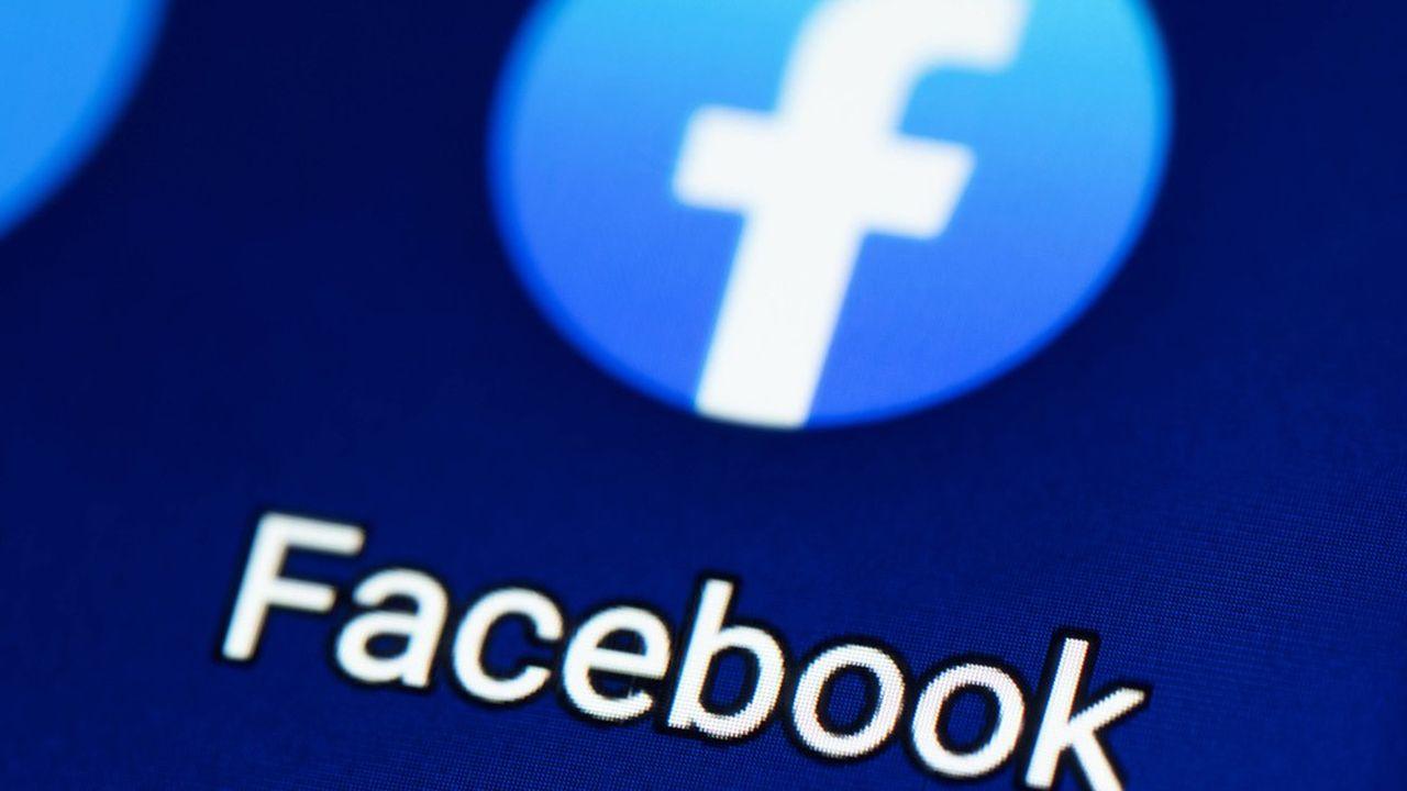 Facebook se dote d'un système d'alerte rétroactif sur les « fake news » |  Les Echos