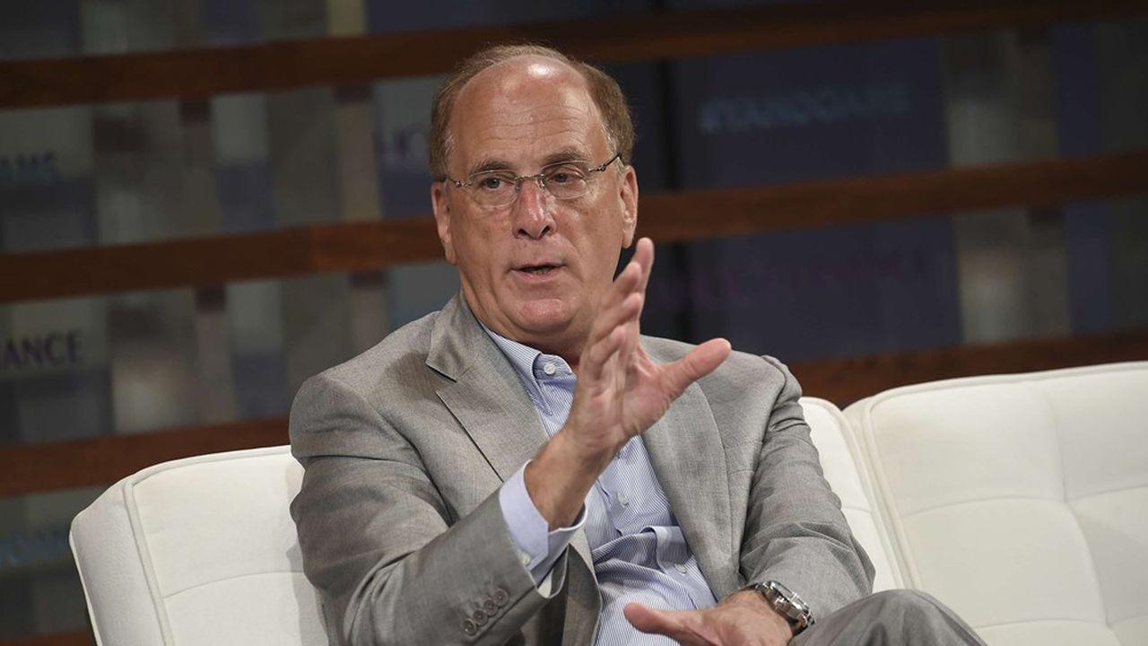 Larry Fink, l'influent patron de BlackRock
