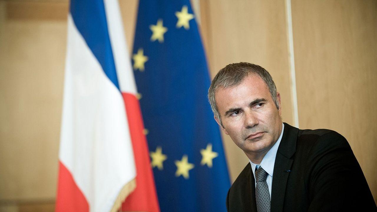 L'activité du médiateur des entreprises, Pierre Pelouzet, a explosé avec l'état d'urgence sanitaire.