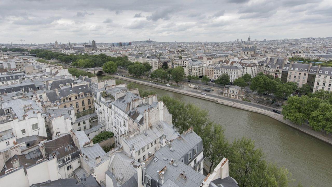 Le mètre carré a atteint en moyenne 10.580euros pour un appartement ancien au 1eravril, selon la plateforme immobilière Meilleurs Agents.