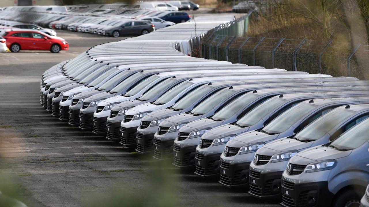 En mars, Renault et PSA ont fait encore moins bien que la moyenne des constructeurs européens.