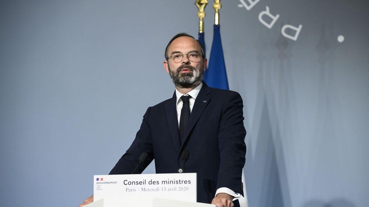 Edouard Philippe, le Premier ministre.