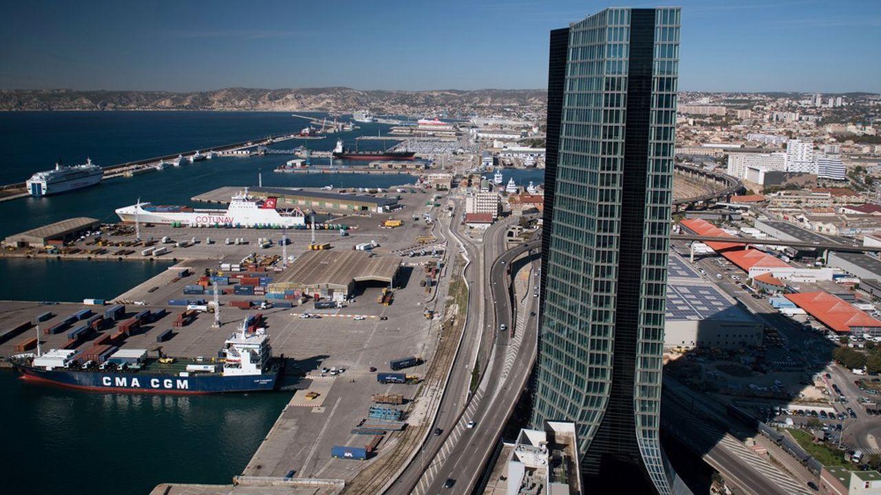 Pour Ceva Logistics, une filiale de CMA CGM, il s'agit d'« une opération de développement », en complément de ses solutions existantes de gestion des entrepôts et de la logistique du transport
