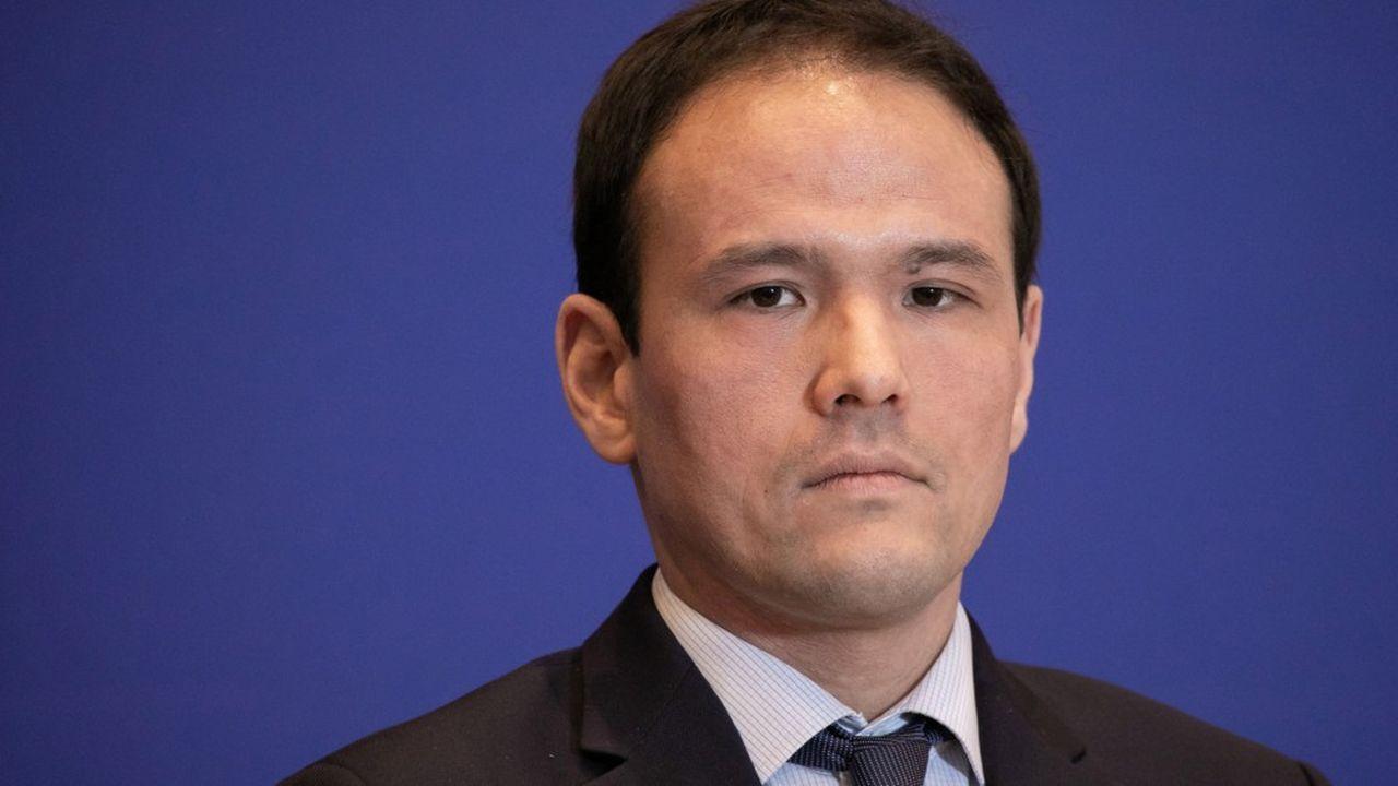 Cédric O, le secrétaire d'Etat au numérique, en charge du dossier «StopCovid» au sein du gouvernement.