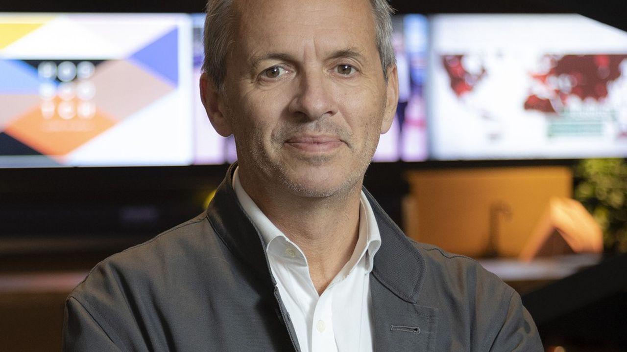 Frédéric Bedin est le président du directoire de Hospcotch Group, organisateur notamment du Paris Motion Festival, nouvelle mouture du Mondial de l'Auto qui devrait se tenir à Paris du 26septembre au 11octobre 2020
