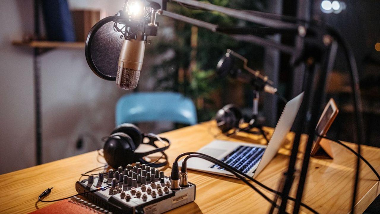 La consommation de podcasts augmente, mais la publicité n'est pas au rendez-vous.