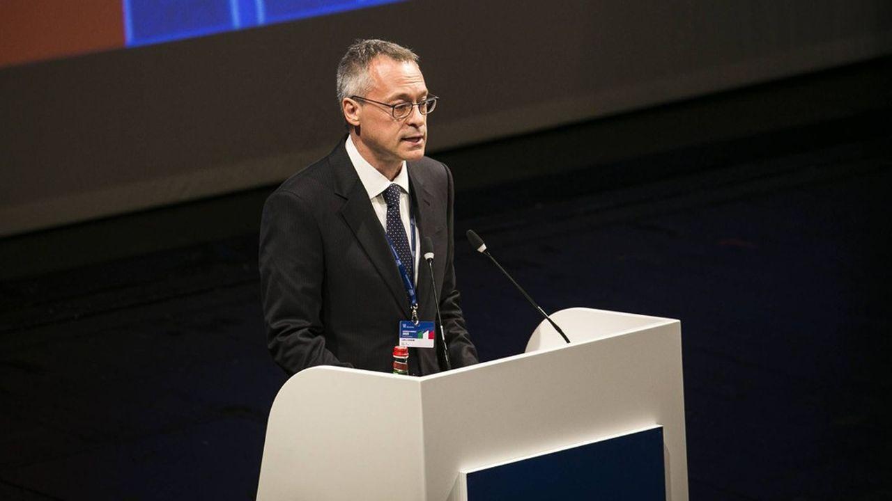 A 54 ans, le milanais Carlo Bonomi est le nouveau président du patronat italien.