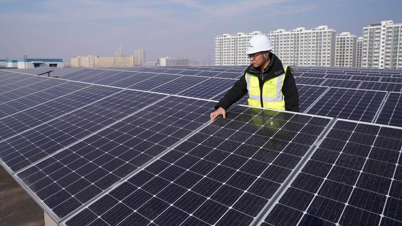 Le ralentissement de la Chine et des Etats-Unis, locomotives mondiales dans les énergies vertes, devrait peser sur la croissance des capacités installées en 2020.