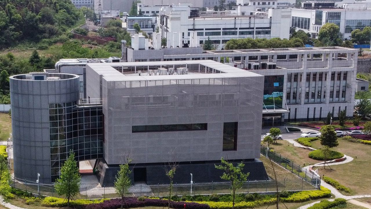 Le laboratoire P4 (notre photo: celui de Wuhan) est une installation de très haute sécurité qui abrite les souches les plus dangereuses des virus connus.