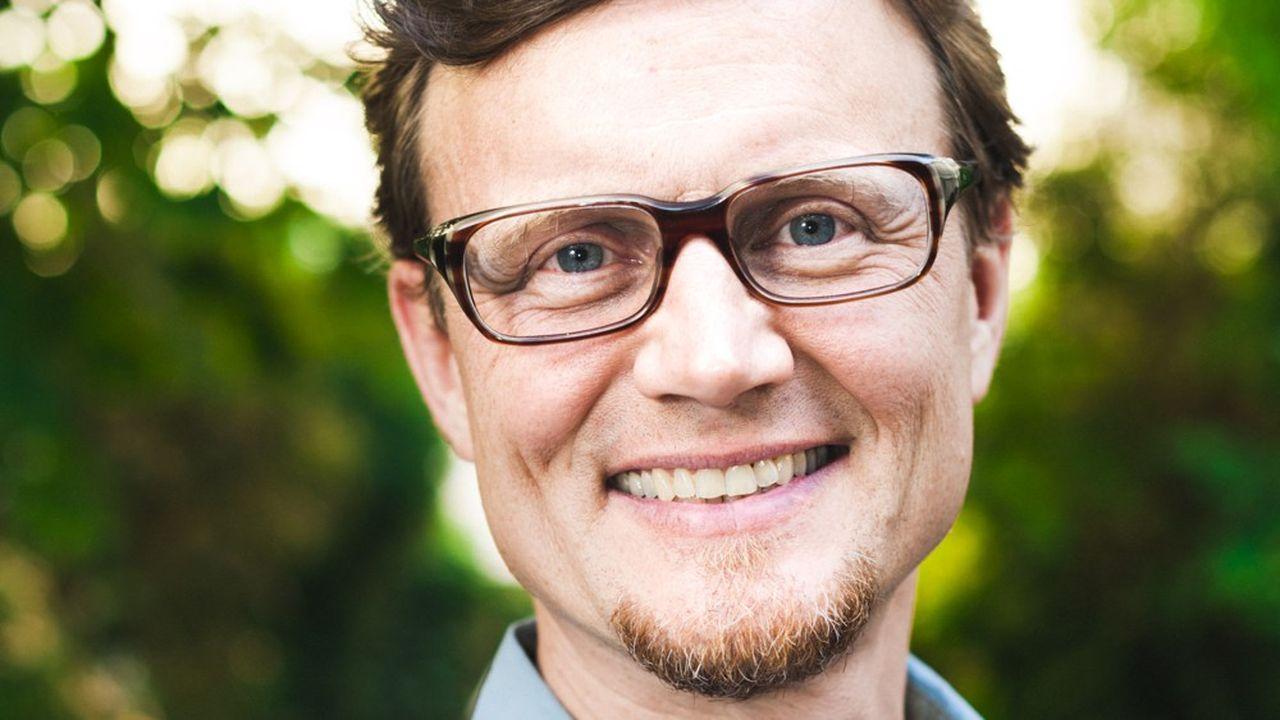 Sean Lafleur, président de FlowerChange.
