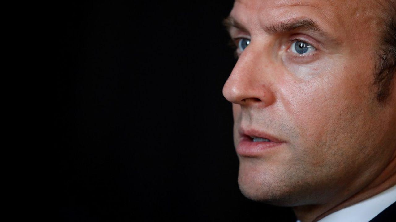 Macron et les multiples zones d'ombre de l'après coronavirus
