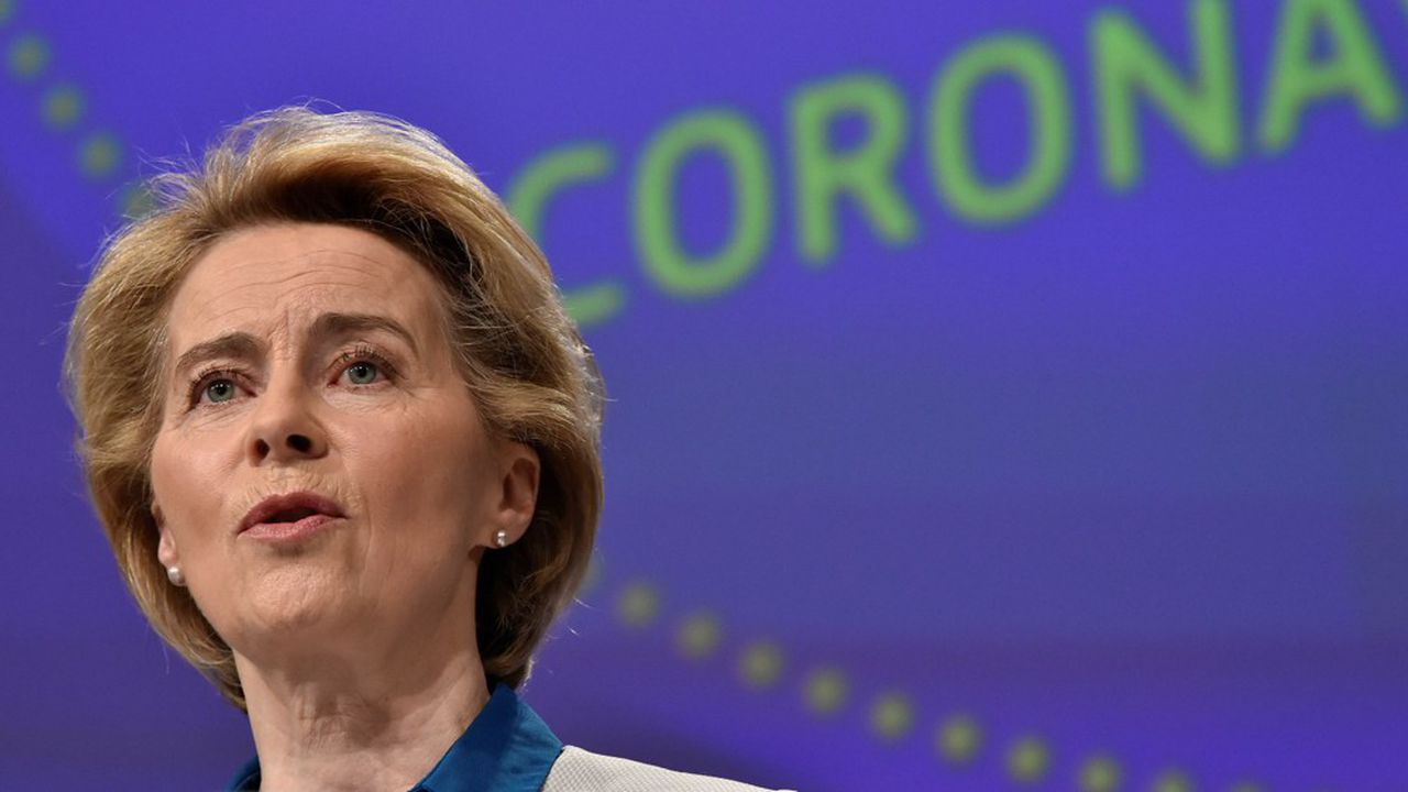 La présidente de la Commission européenne Ursula von der Leyen veut faire du budget de l'UE un pilier de la relance «verte» en Europe.