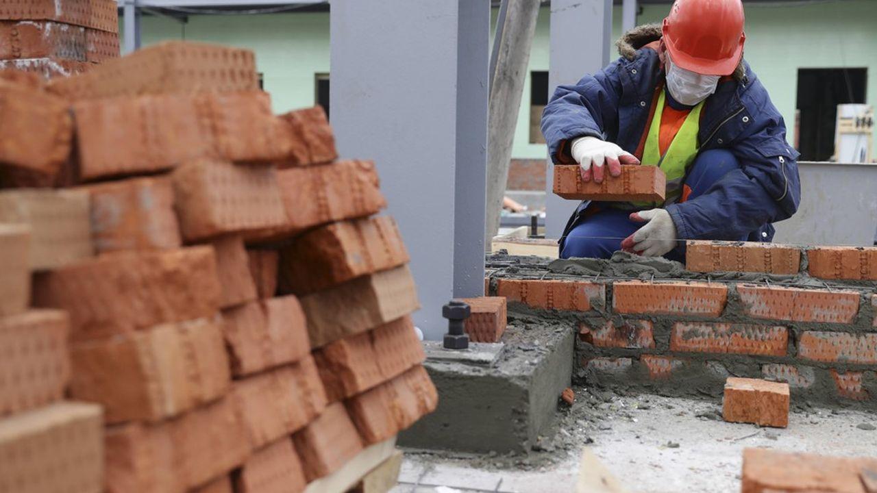 Un guide de préconisation de sécurité sanitaire pour les activités des activités de construction a été publié.