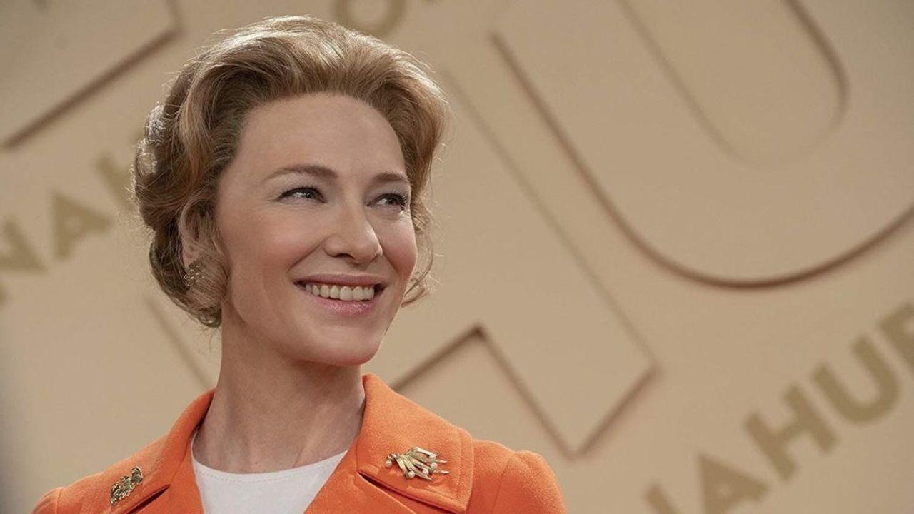 Cate Blanchett dans le rôle d'une antiféministe