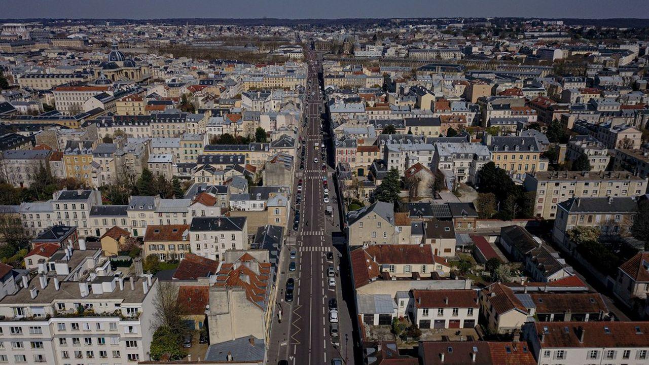 Versailles se mobilise pour ses commerçants