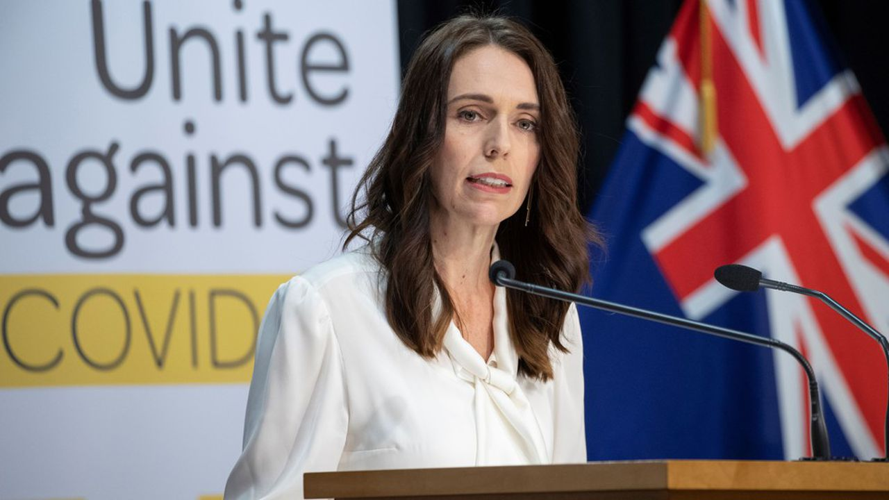 Jacinda Arden, la Première ministre de Nouvelle Zélande