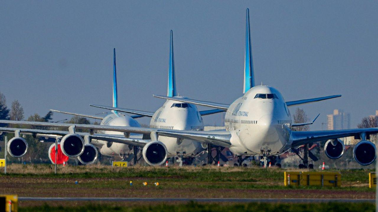 Dans le cadre des mesures d'économies, Corsair a décidé d'anticiper la sortie de sa flotte de ses Boeing 747.