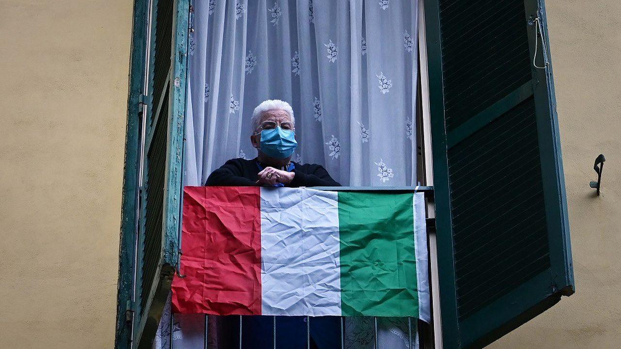 L'Italie est le pays le plus touché par la pandémie de coronavirus en Europe.