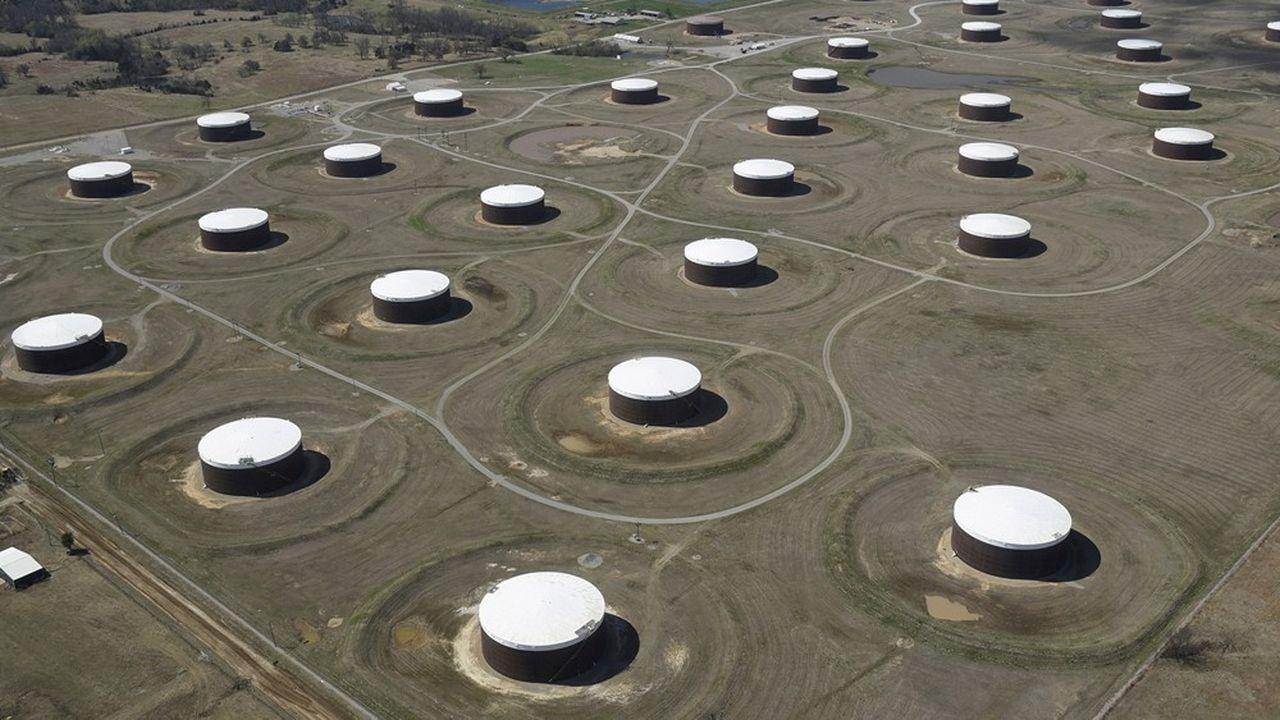 Les cours du pétrole plongent de nouveau en Asie — Coronavirus