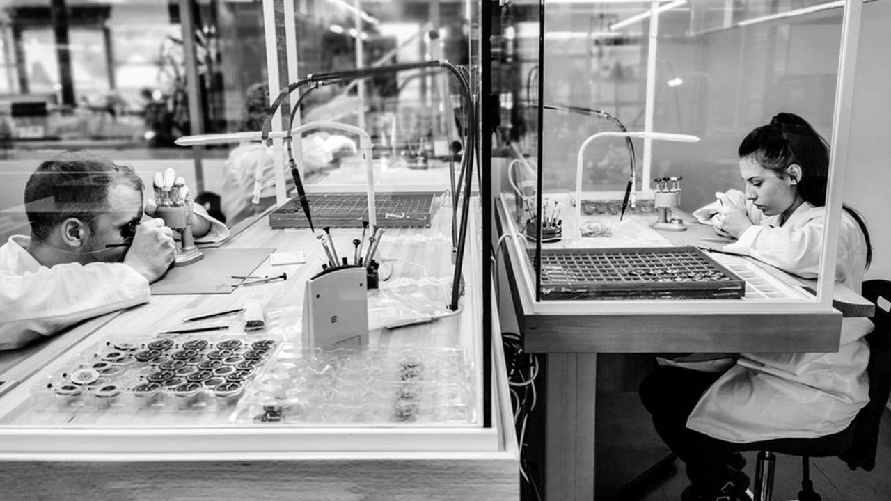 En 2019, SMB avait investi un demi-million d'euros dans un atelier spécifique.
