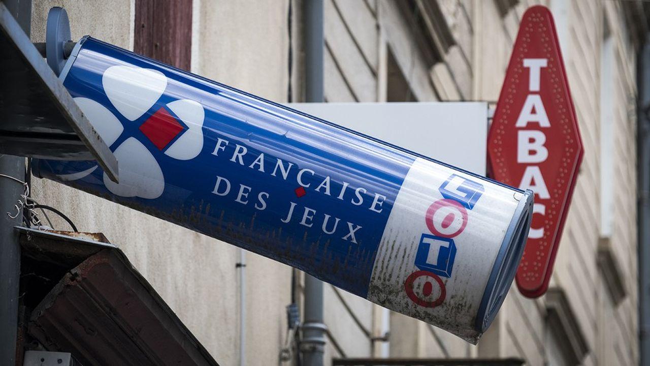 LA FDJ n'échappe pas aux conséquences de la crise sanitaire, alors que son réseau de buralistes n'a pas été sujet à la fermeture imposée à bien d'autres activités, comme la restauration.