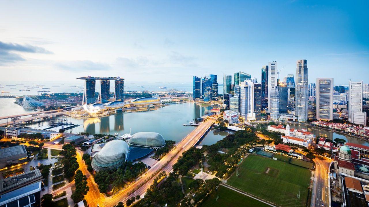 Une firme de trading de Singapour a perdu 800millions de dollars en spéculant sur le pétrole.