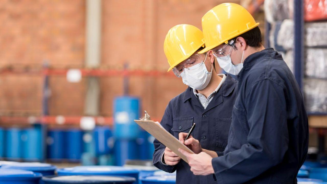 Les ETI industrielles anticipent un recul de 40% de leur carnet de commandes ces trois prochains mois.