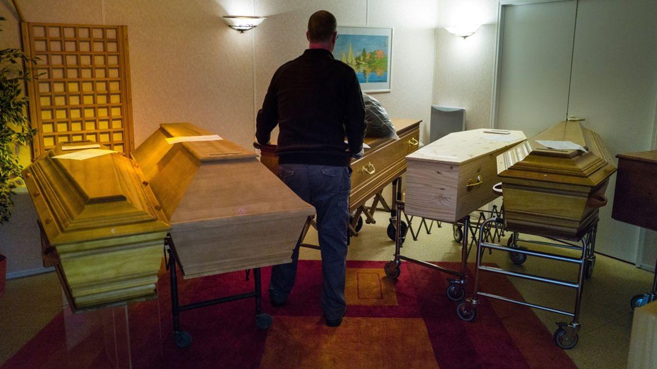 En mars dernier, le Val-d'Oise a enregistré une hausse des décès de 40 % par rapport à l'année précédente.
